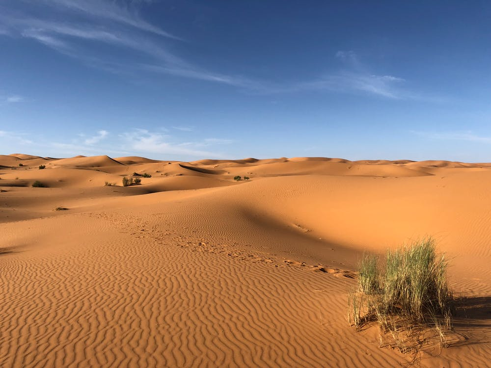 Natural Desert Image