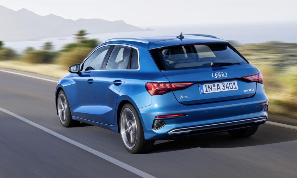 Stunning Audi A3