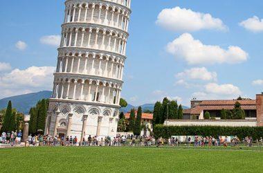 Amazing Pisa Tower