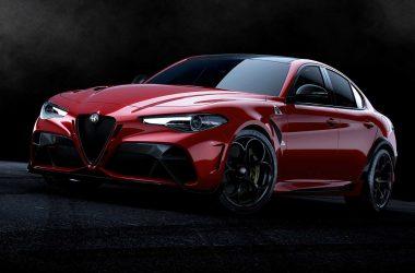 Awesome Alfa Romeo Giulia GTAm