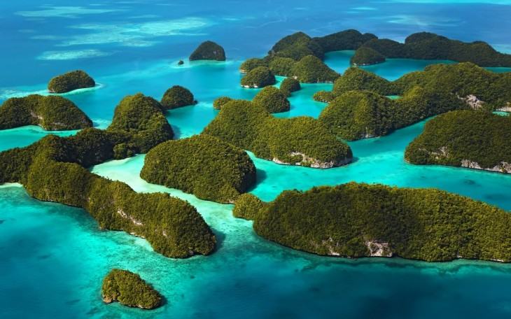 Beautiful Palau Wallpaper