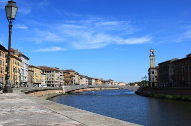 Beautiful Pisa Tower