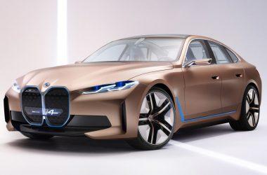 Best BMW i4 Image