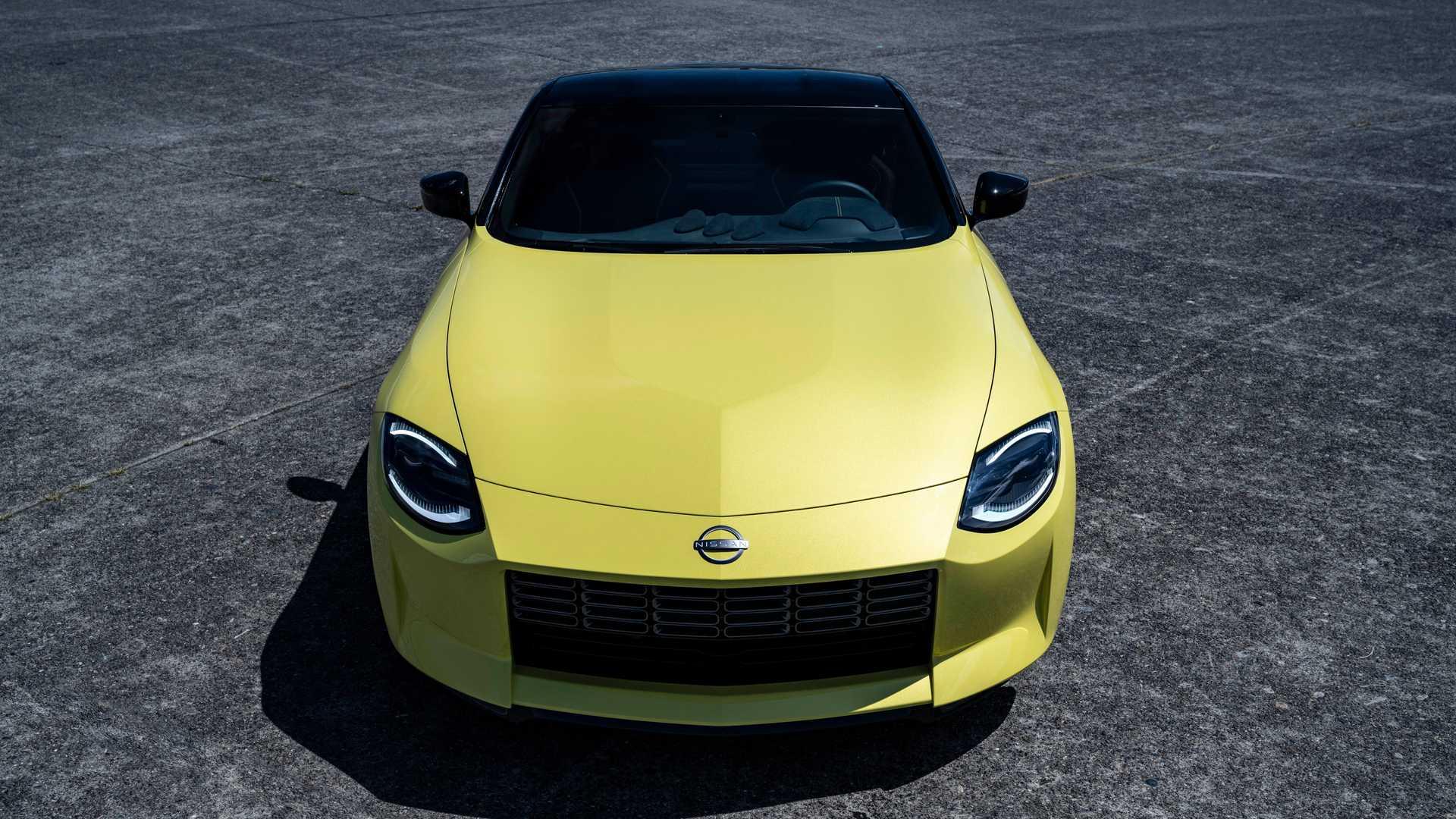 Best Nissan Z Proto