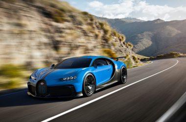 Free Bugatti Chiron Pur Sport
