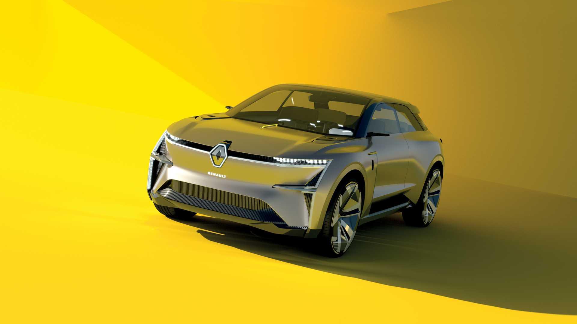 Free Renault Morphoz