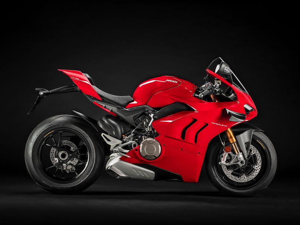 Nice Ducati Panigale V4 S
