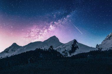 Nice Mountains Wallpaper