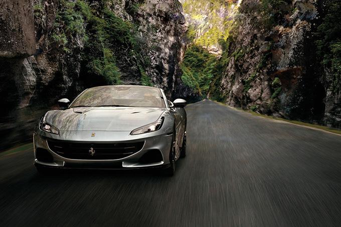 Super Ferrari Portofino M