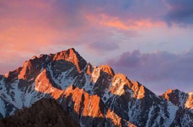 Super Mountains Wallpaper