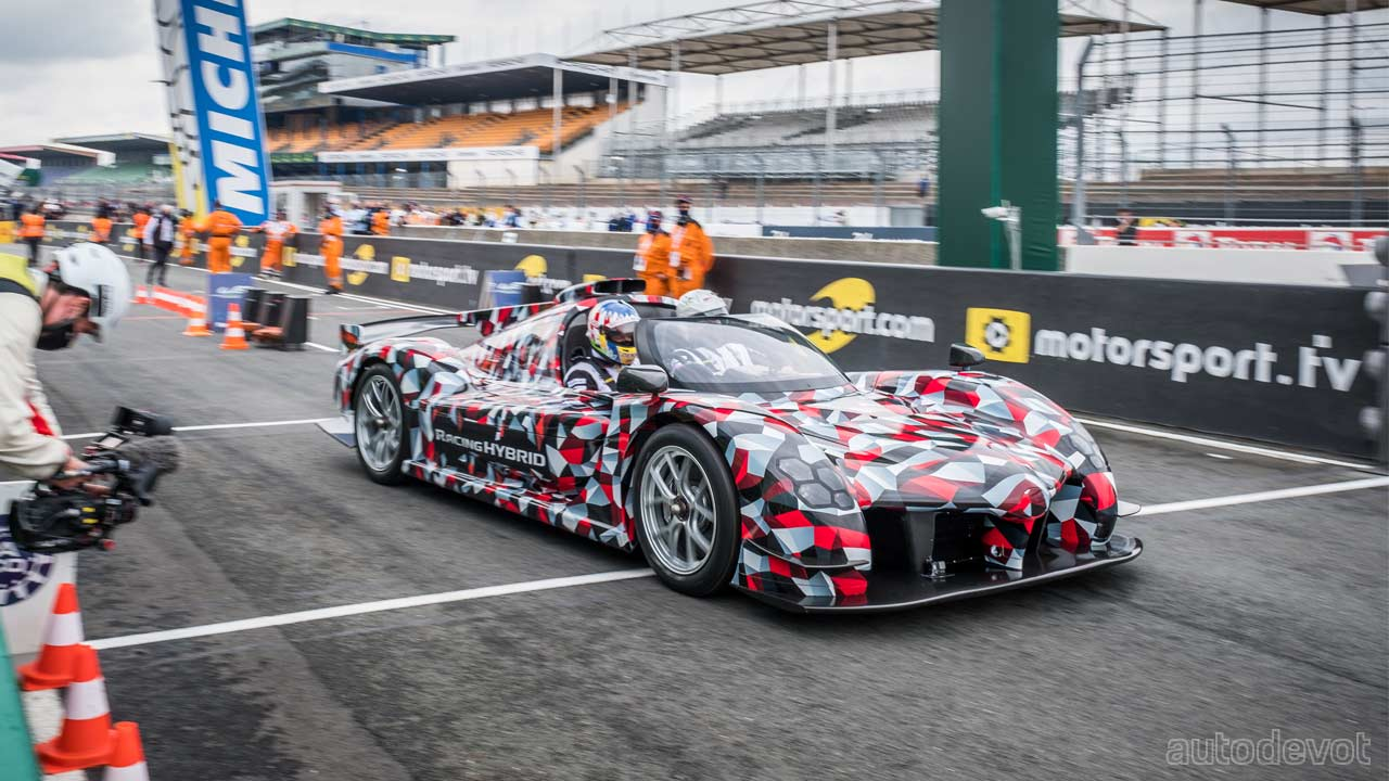 Super Toyota GR Super Sport