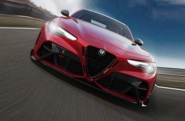 Top Alfa Romeo Giulia GTAm