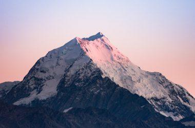 Top Mountains Wallpaper