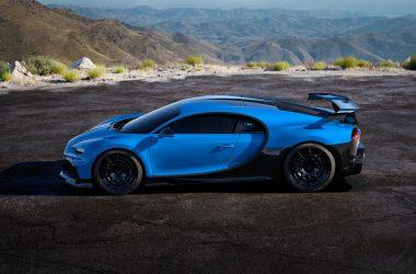 Wonderful Bugatti Chiron Pur Sport
