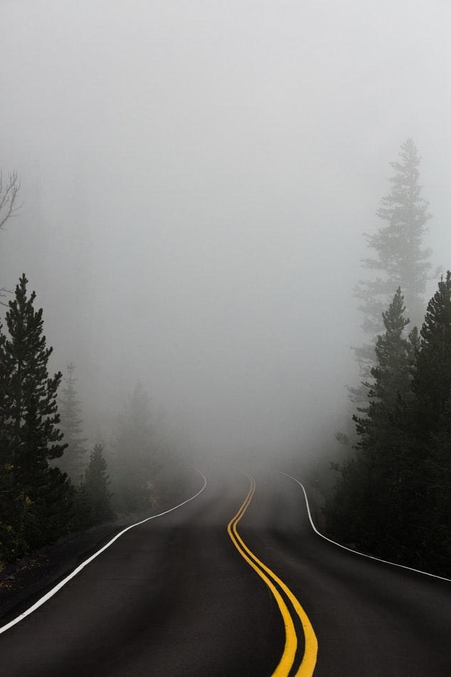 Wonderful Fog Wallpaper