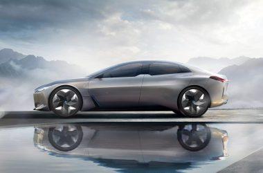 Beautiful BMW i4