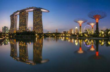 Beautiful Singapore Wallpaper