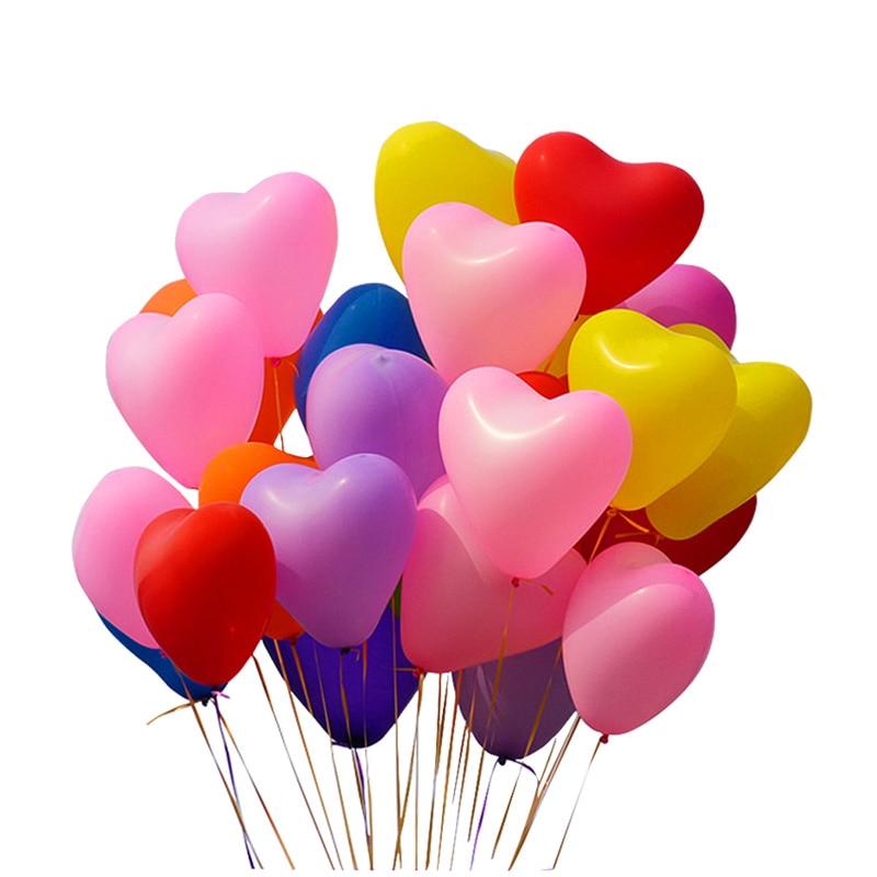 Free Heart Balloons