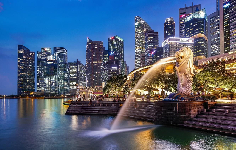 Free Singapore Wallpaper