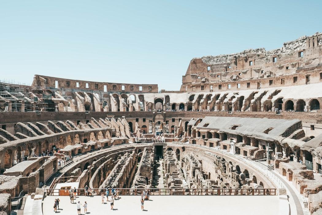 Great Colosseum Wallpaper
