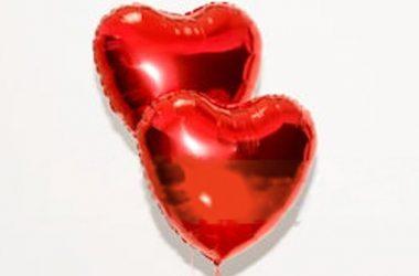 Top Heart Balloons