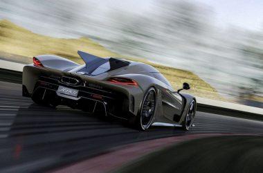 2021 Model Koenigsegg Jesko Absolut
