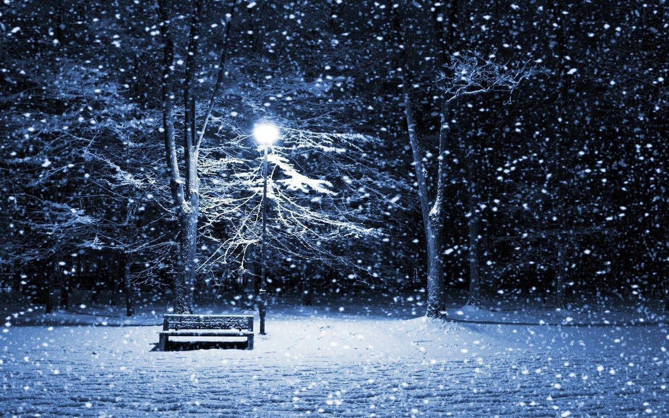 Beautiful Snow Wallpaper