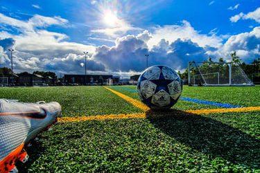 Sunrise Soccer Wallpaper