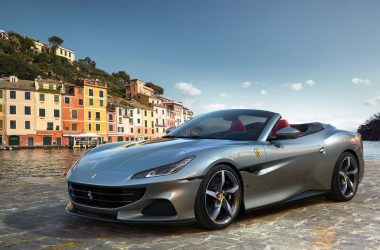 Awesome Ferrari Portofino M