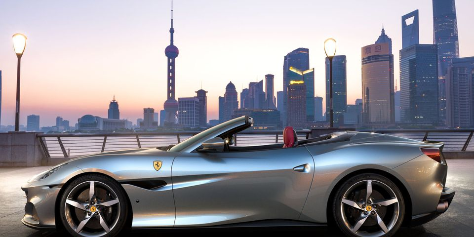 Beautiful Ferrari Portofino M