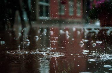 Beautiful Raining Wallpaper