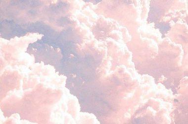 Clouds Astic Wallpaper