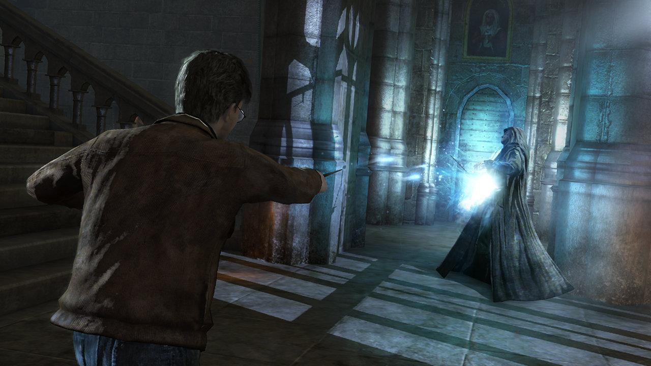 Dark Hogwarts Legacy