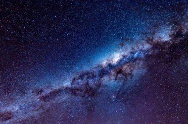 Milky Way Star Space Wallpaper