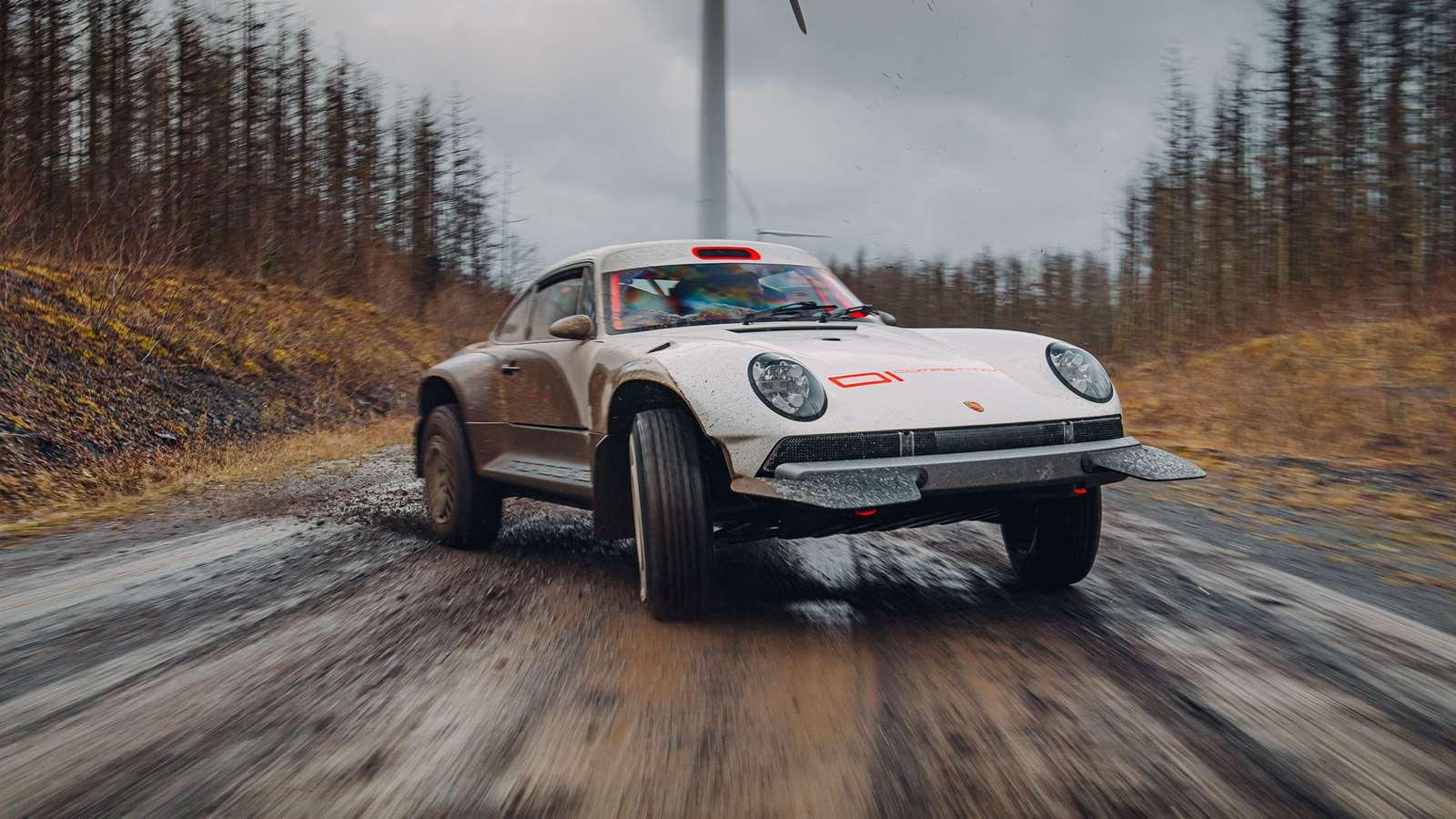 Nice Singer ACS Porsche 911