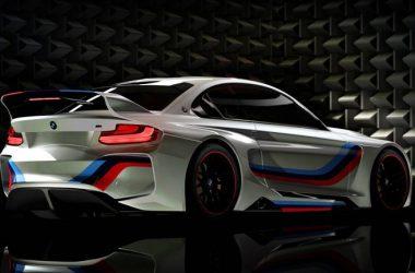 Stunning BMW Vision Gran Turismo