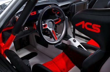 Super Singer ACS Porsche 911