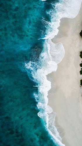 Widescreen Ocean Wallpaper 32957
