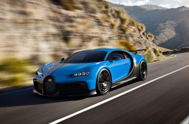 Bugatti chiron pur sport hd