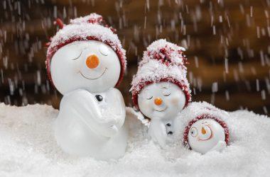 Cute Snowman Image