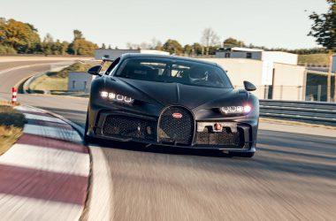 Nice Bugatti Chiron Pur Sport