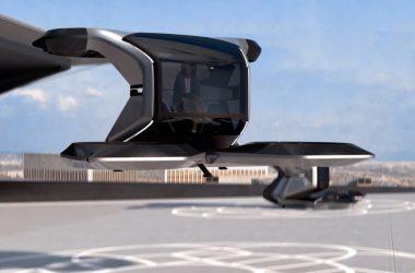Super Cadillac eVTOL