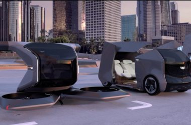 Top Cadillac eVTOL