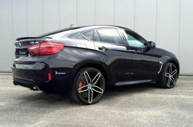 Beautiful 2G-Power BMW X6 GX6M