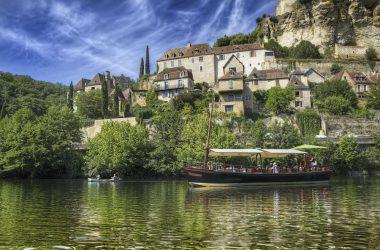 Beautiful Dordogne Valley