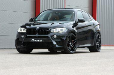 Black 2G-Power BMW X6 GX6M