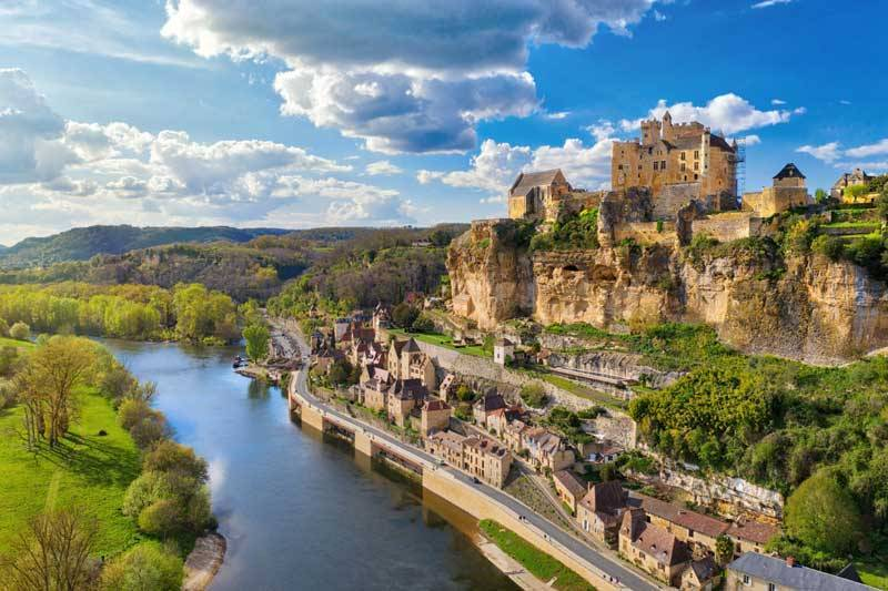 Widescreen Dordogne Valley