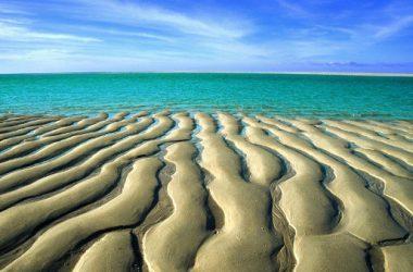 Sand waves Beach Background