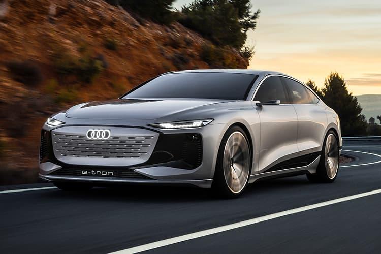 Free Audi A6 e-tron Photo