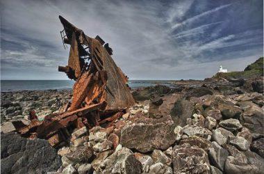 Stone Hartland Point